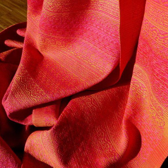 Didymos szövött hordozókendő, Ada pink Turmalin