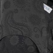 Fidella csatos hordozó, toddler méret, Persian Paisley, Charming Black
