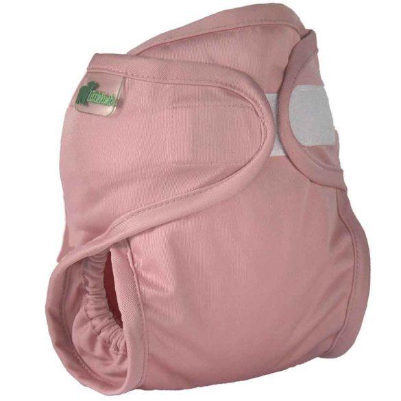 Littlelamb pelenka külső - Blush Pink- 1-es