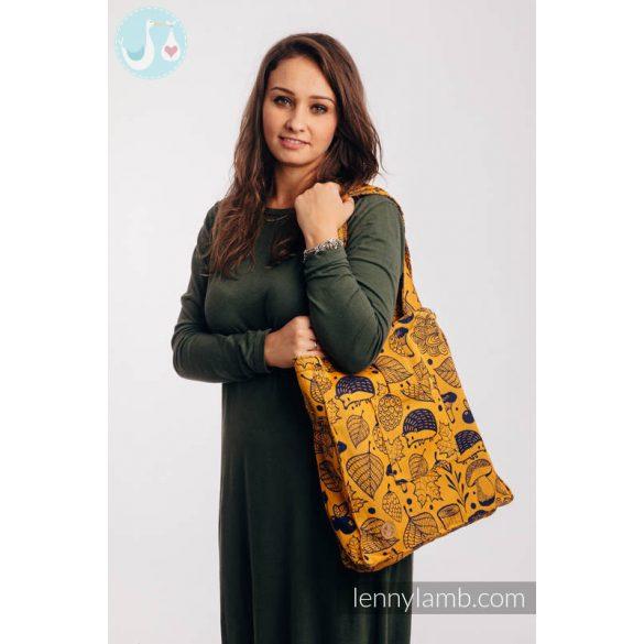 Lenny Lamb bevásárló táska - UNDER THE LEAVES - GOLDEN AUTUMN