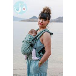 NEKO SWITCH Csatos hordozó (állítható) - baby size - Lycia Dalyan