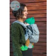 NEKO SWITCH Csatos hordozó (állítható) - baby size - LYCIA ELMAS