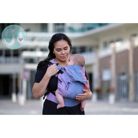 NEKO SWITCH Csatos hordozó (állítható) - baby size - Royal Diva