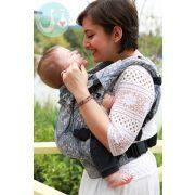 NEKO SWITCH Csatos hordozó (állítható) - baby size - UNIQUE AYAZ GLITTER