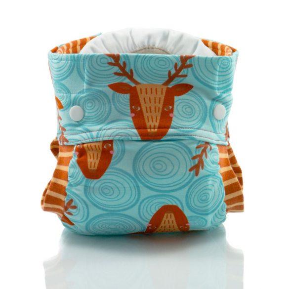 Culla di Teby Biopamut mosható pelenka külső - DEERS- XL