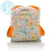 Culla di Teby Biopamut mosható pelenka külső - Happy Rabbit- M