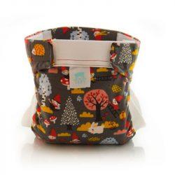 Culla di Teby Biopamut mosható pelenka külső- BUSY GNOMES