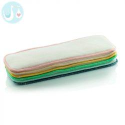 Culla di Teby mosható pelenka betét csomag (kender,pamut)(6db)