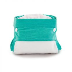 Culla di Teby Classic pamut mosható pelenka külső - Marine Water- M
