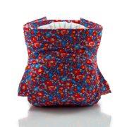 Culla di Teby Soft Touch mosható pelenka külső - BLOOMY FIELD - L