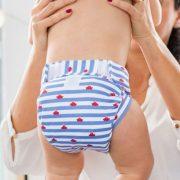 Culla di Teby Soft Touch mosható pelenka külső - Little Sailors- L-es